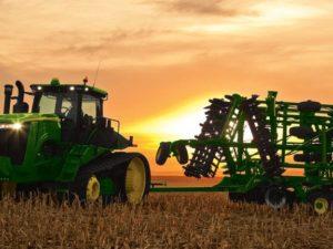 John Deere 9520RT Tractor 09N0RW
