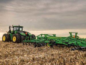 John Deere 9570R Tractor 09E0RW