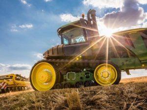 John Deere 9570RT Tractor 09P0RW