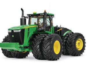 John Deere 9620R Tractor 09F0RW
