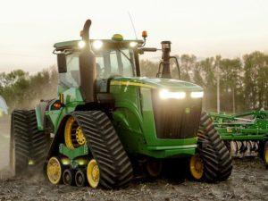 John Deere 9620RX Tractor 09W0RW