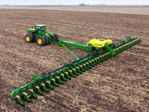 John Deere DB120 48Row30 Planter 95PAH