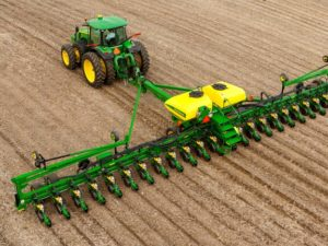 John Deere DB60 24Row Split 47 or 48 Planter 956CH