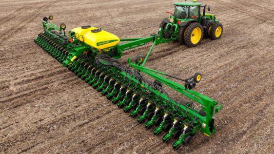 John Deere DB60 36Row20 Planter 956EH