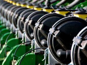 John Deere DB66 36Row22 Planter 956LH