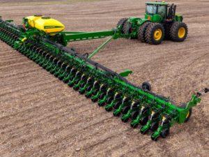 John Deere DB88 48Row22 Planter 95MAH
