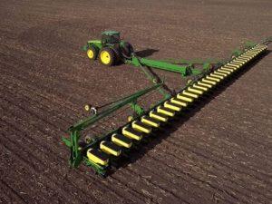 John Deere DB90 54Row20 Planter 956JH