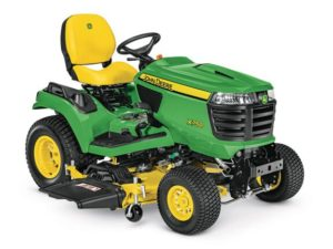 John Deere X750 Signature Series Lawn Tractor 5854M