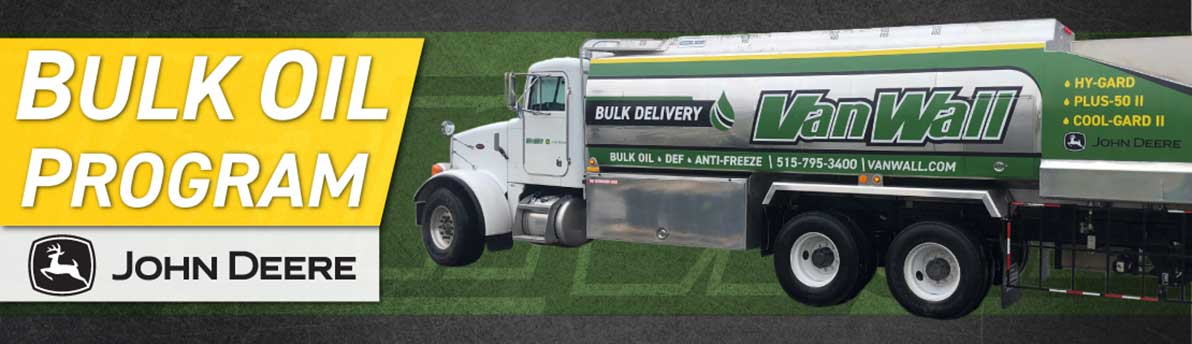 Van Wall Bulk Oil Program