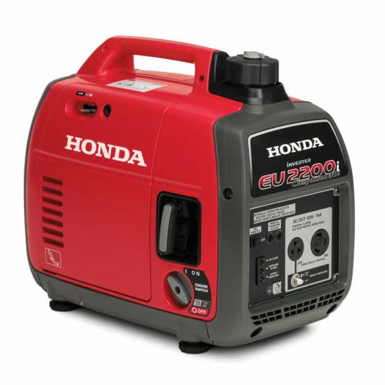 Honda U2200i Companion