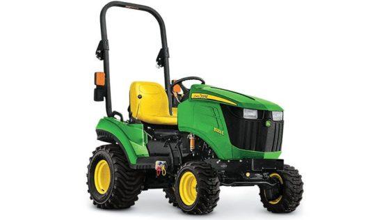 John Deere 1023E Sub-Compact Tractor 025BLV