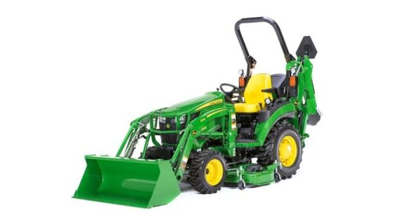 John Deere 2025R Compact Tractor 151BLV