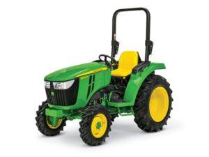 John Deere 3043D Compact Tractor 16A0LV