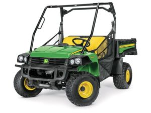John Deere HPX815E Work Series Utility Vehicle 57H8M