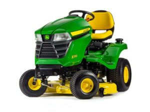 John Deere X330 Lawn Tractor with 48-inch Deck 4693M