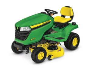 John Deere X350 Lawn Tractor with 48-inch Deck 4881M