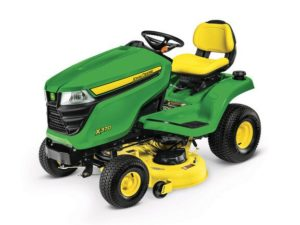 John Deere X370 Lawn Tractor with 42-inch Deck 5200M