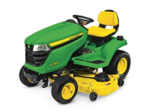 John Deere X380 Lawn Tractor with 54-in. Deck 5217M