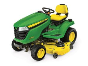 John Deere X390 Lawn Tractor with 54-inch Deck 5231M