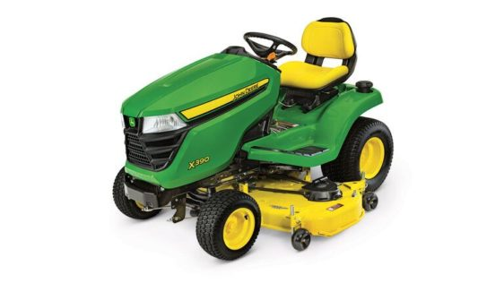 John Deere X390 Lawn Tractor with 54-inch Deck 5233M