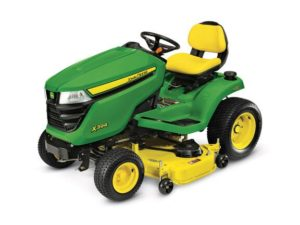 John Deere X394 Lawn Tractor with 48-inch Deck 5240M