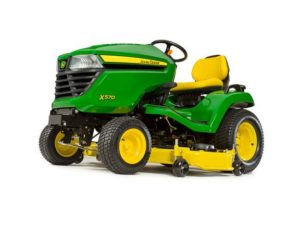 John Deere X570 Lawn Tractor with 54-in. Deck 5345M