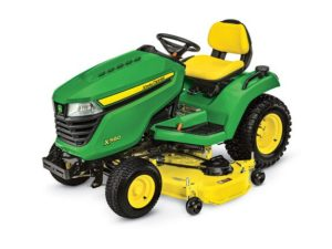 John Deere X580 Lawn Tractor with 54-in. Deck 5351M