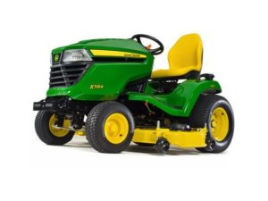 John Deere X584 Lawn Tractor with 48-in. Deck 5363M