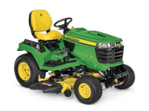 John Deere X730 Signature Series Lawn Tractor 5812M