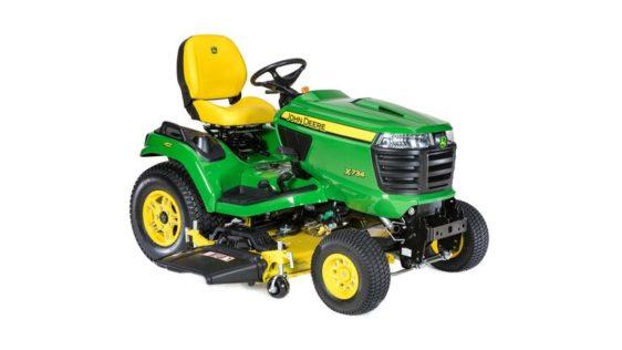 John Deere X734 Signature Series Lawn Tractor 5822M