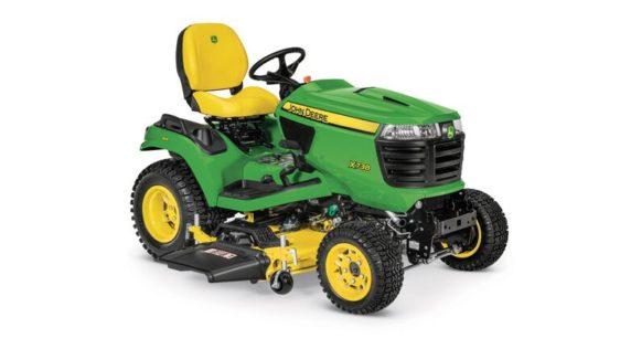 John Deere X738 Signature Series Lawn Tractor 5832M