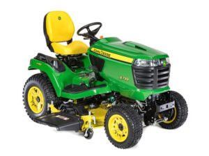 John Deere X739 Signature Series Lawn Tractor 5842M