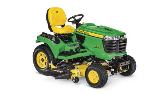 John Deere X754 Signature Series Lawn Tractor 5864M