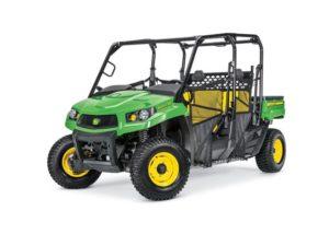 John Deere XUV590E S4 Crossover Utility Vehicle 5918M