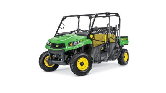 John Deere XUV590E S4 Crossover Utility Vehicle 5914M