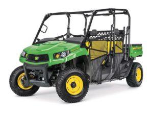 John Deere XUV590M S4 Crossover Utility Vehicle 5936M