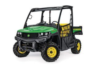 John Deere XUV835E Crossover Utility Vehicle 5728M