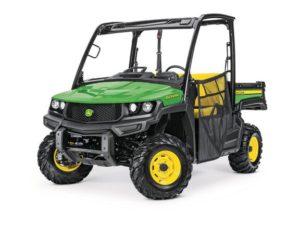 John Deere XUV835M Crossover Utility Vehicle 573HM