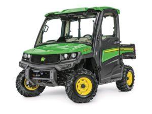 John Deere XUV835R Crossover Utility Vehicle 5748M