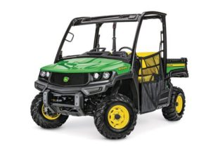 John Deere XUV865E Crossover Utility Vehicle 5754M