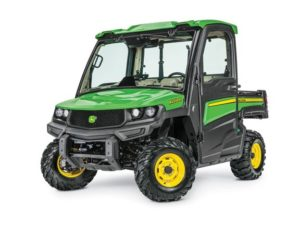 John Deere XUV865R Crossover Utility Vehicle 5772M
