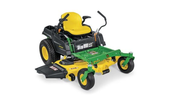 John Deere Z525E ZTrak™ Mower with 48- or 54-in. Deck 5526GX