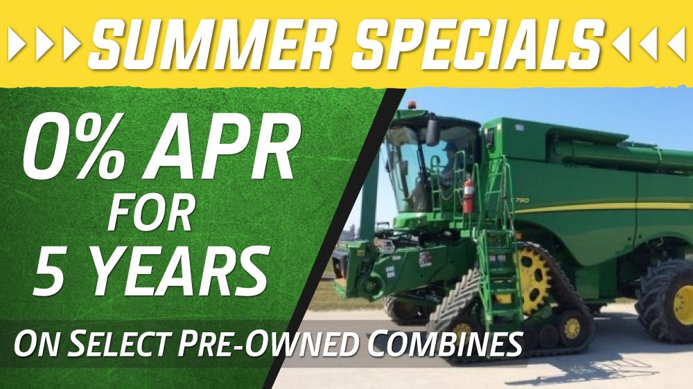 Combine Summer Specials