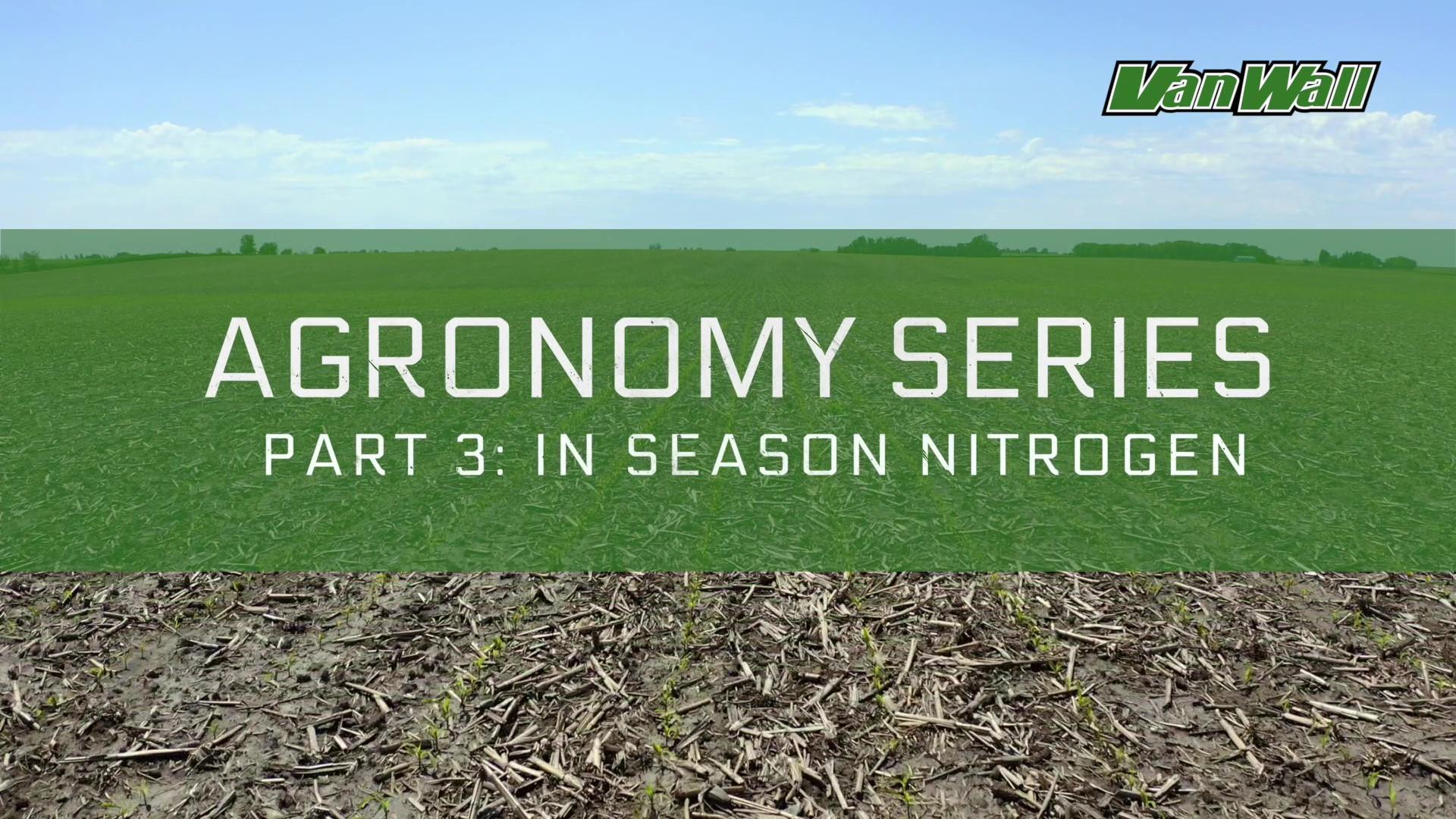 In Season Nitrogen