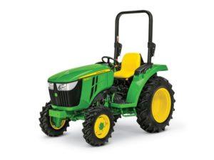 John Deere 3035D Compact Tractor 1690LV