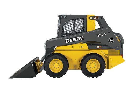 John Deere 332G Skid Steer 0BD2T