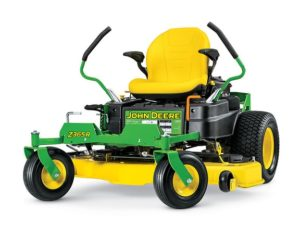 John Deere Z365R ZTrak™ Mower with 48-in. Deck 5660GX