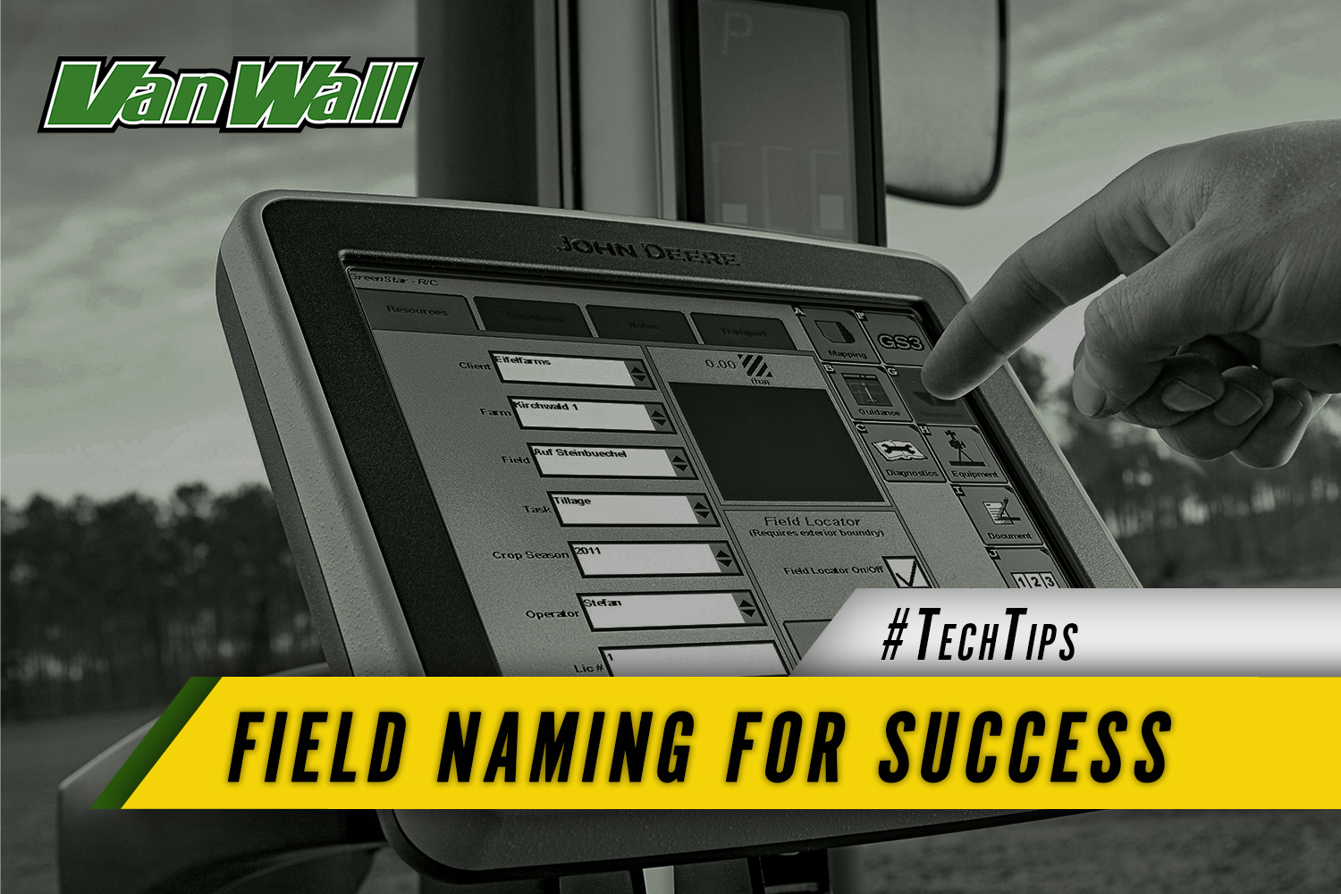 Field Naming for Success