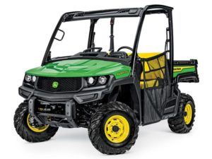 John Deere XUV835E (2021) Crossover Utility Vehicle 5726M