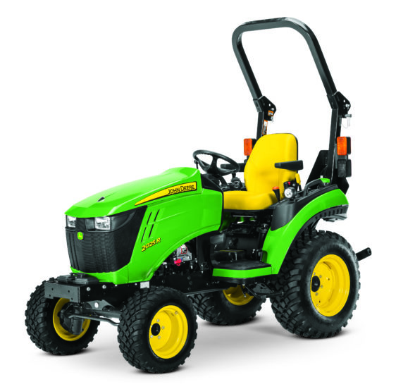 John Deere 2025R Compact Tractor